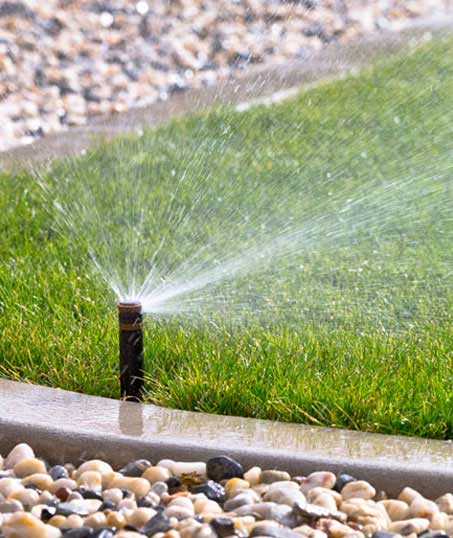 Well Grounded Landscape Design Build LLC Sprinkler System Repairs