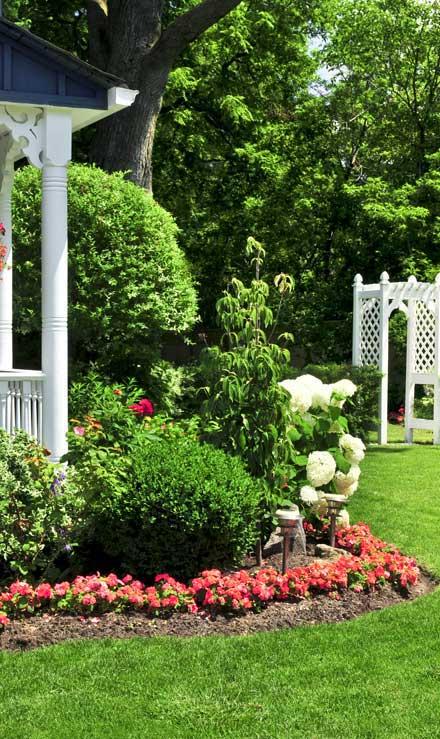 Well Grounded Landscape Design Build LLC Residential Landscaping