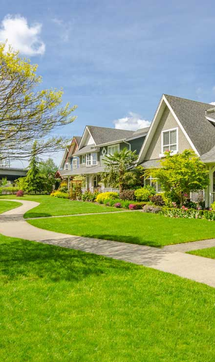 Well Grounded Landscape Design Build LLC Residential Lawn Care